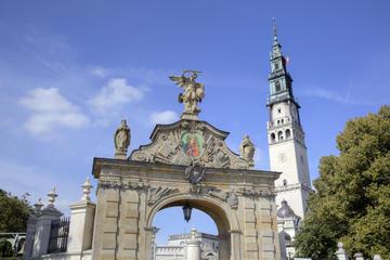 Tour di un giorno da Cracovia al castello di Pieskowa Skala e a