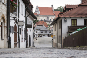 Traços da Cultura Judaica saindo de Cracóvia