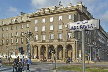 Tramway Nowa Huta et balade à Cracovie