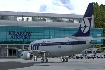 Traslado a la salida del Aeropuerto Internacional de Katowice