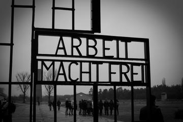 Sachsenhausen Concentration Camp Memorial Tour from Berlin