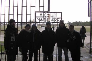The Original Berlin Sachsenhausen Concentration Camp Private Tour