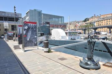 Genoa Aquarium and Galata Maritime Museum Including Nazario Sauro Submarine Combo Ticket