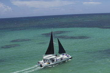 Private Catamaran Cruise including Snorkeling and Hooka Diving from Punta Cana