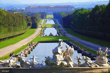 Full-Day Royal Palace of Caserta Tour from Rome