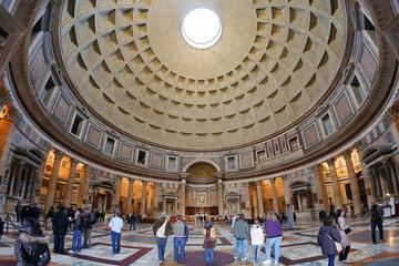 Ingresso saltafila: tour a piedi per piccoli gruppi del Colosseo e di