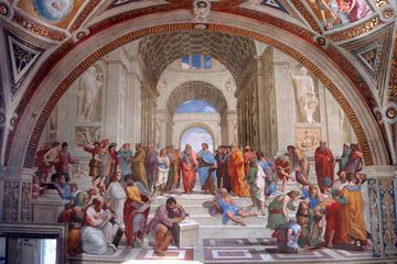 Keine Warteschlangen: Tour in kleiner Gruppe zu Vatikanischen Museen...