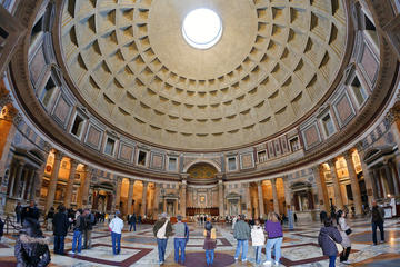 Skip the Line: Colosseum and Ancient Rome Small-Group Walking Tour...