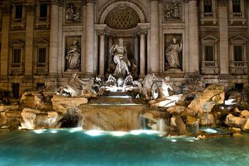Visita a pie nocturna de Roma, incluidos el monte Pincio y la...