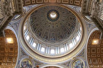 Visite du Vatican avec billet coupe-file: musée du Vatican, chambres...