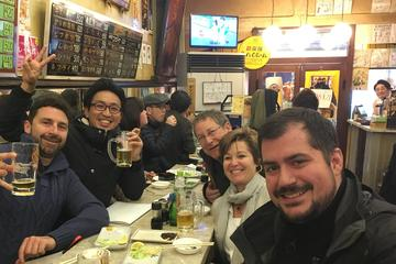 Kyoto Night Bar hopping tour in Nishiki and Pontocho