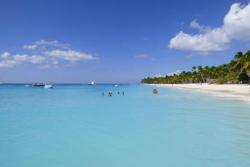 Punta Cana Day Trip: Saona Island by Speedboat and Catamaran