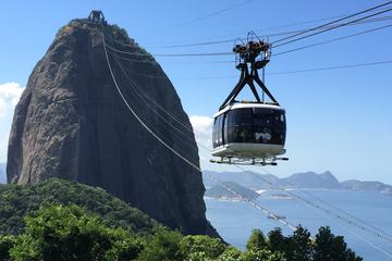Christ Redeemer and Sugar Loaf Mountain Tour