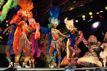 Espectáculo de samba Plataforma y Carnaval