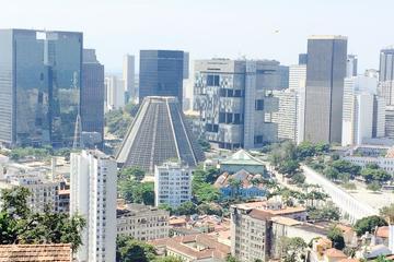 Visita a pie histórica de Río