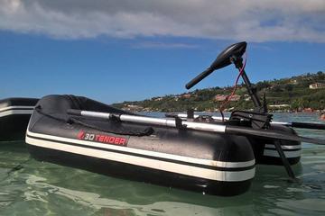 Punaauia Self-Drive Electric Boat Rental