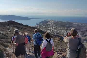Small-Group Santorini Caldera Walking Tour