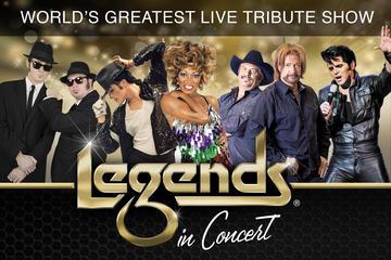 Book Legends in Concert Branson on Viator