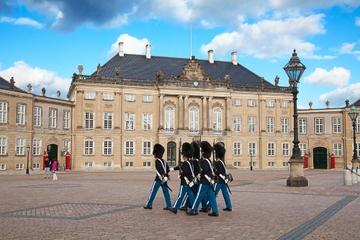 City Tour panorâmico por Copenhague, incluindo os Jardins de Tivoli