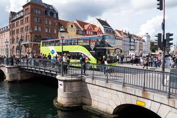 Copenhagen Hop On - Hop Off All Lines Tour & Tivoli