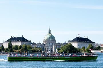 Copenhagen Hop-On Hop-Off Boat Tour
