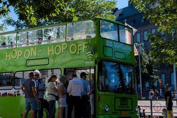 Copenhagen Hop On - Hop Off Mermaid Tour & Tivoli Skip-the-line entrance ticket