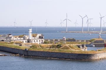Entrada a Trekroner Fort con ferry de ida y vuelta desde Copenhague