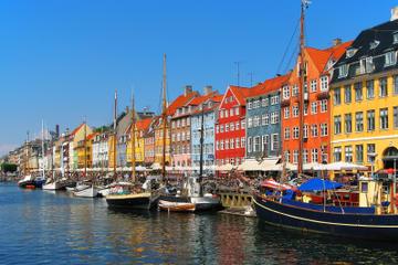 Excursão pela cidade de Copenhague