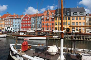 Excursão terrestre por Copenhague...
