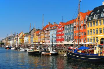Recorrido de la ciudad de Copenhague