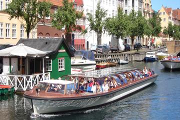 Recorrido por los canales de Copenhague