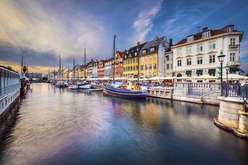 Rondvaart door Kopenhagen met toegang zonder wachtrij tot Tivoli