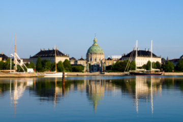Udflugt i København: Panoramisk bytur med havnerundfart
