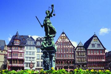 6-tägige Tour von Berlin nach Frankfurt einschließlich Hamburg und...