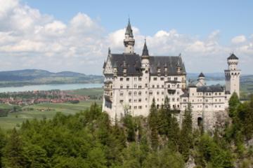 Excursão de 4 dias de Frankfurt a Munique: Estrada Romântica...
