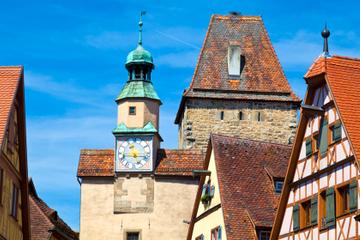 Excursão de dia inteiro para Rothenburg