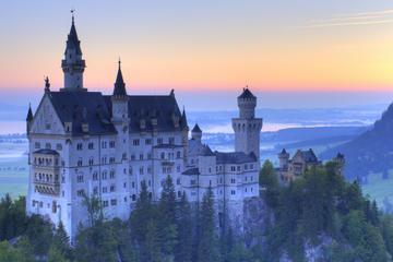 Excursão particular: Castelos reais...