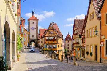 München naar Frankfurt, tour van 3 dagen - Romantic Road, Rothenburg ...
