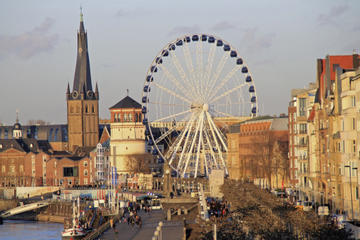 Private Tour: Düsseldorf Highlights Tour