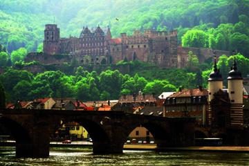 Private Tour: Halbtägiger Ausflug von Frankfurt nach Heidelberg