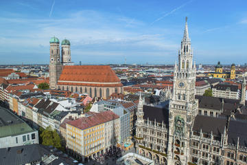 Private Tour: Munich City Tour and Dachau Concentration Camp Memorial Site