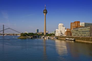 Privater Transfer bei der Ankunft: Hauptbahnhof von Düsseldorf
