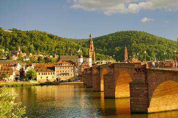 Romantisches Deutschland: 7-tägige Tour ab Frankfurt nach München...