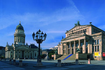 Tour privato durante lo scalo: Tour panoramico della città di Berlino