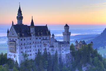 Visite privée : châteaux royaux de Neuschwanstein et Hohenschwangau...