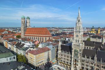 Visite privée: visite de la ville de Munich et du site du mémorial...