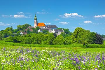 Visite privée : visite de Munich y compris du monastère d'Andechs
