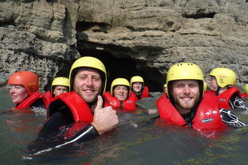 Coasteering Adventure on Glamorgan...