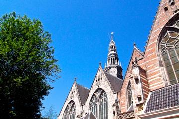Excursão a pé particular em Amsterdã...