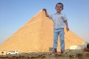 Day Trip to Cairo By Flight From Hurghada